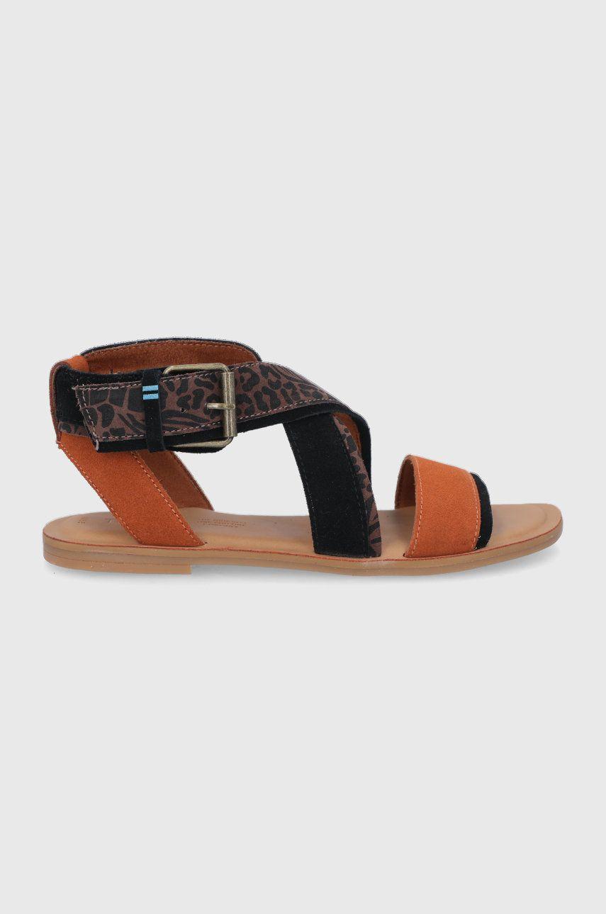Toms - Sandale de piele Sidney