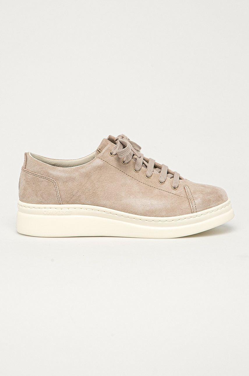 Camper - Pantofi de piele intoarsa Runner Up