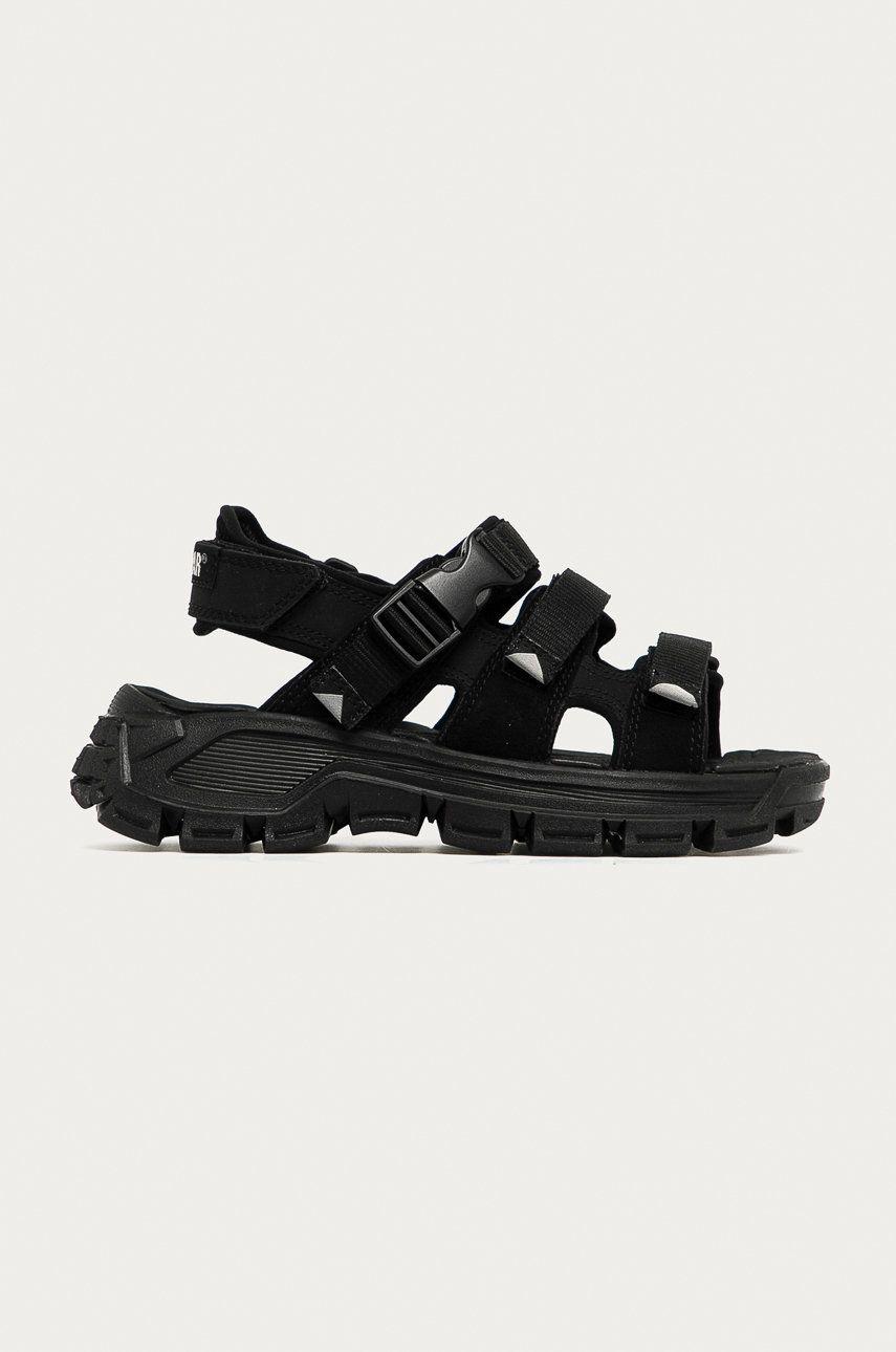 Caterpillar - Sandale de piele P724527 Progressor Buckle D