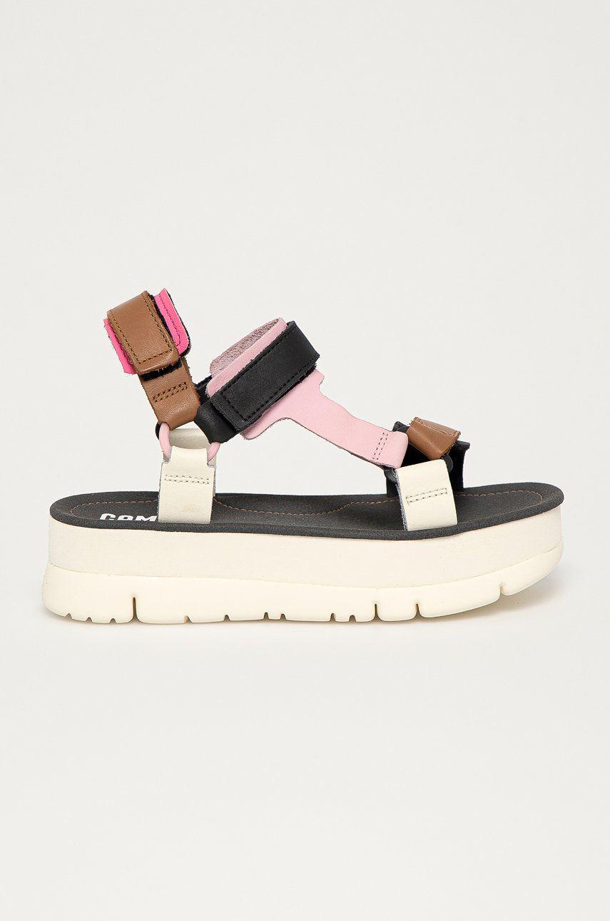 Camper - Sandale de piele Oruga Up