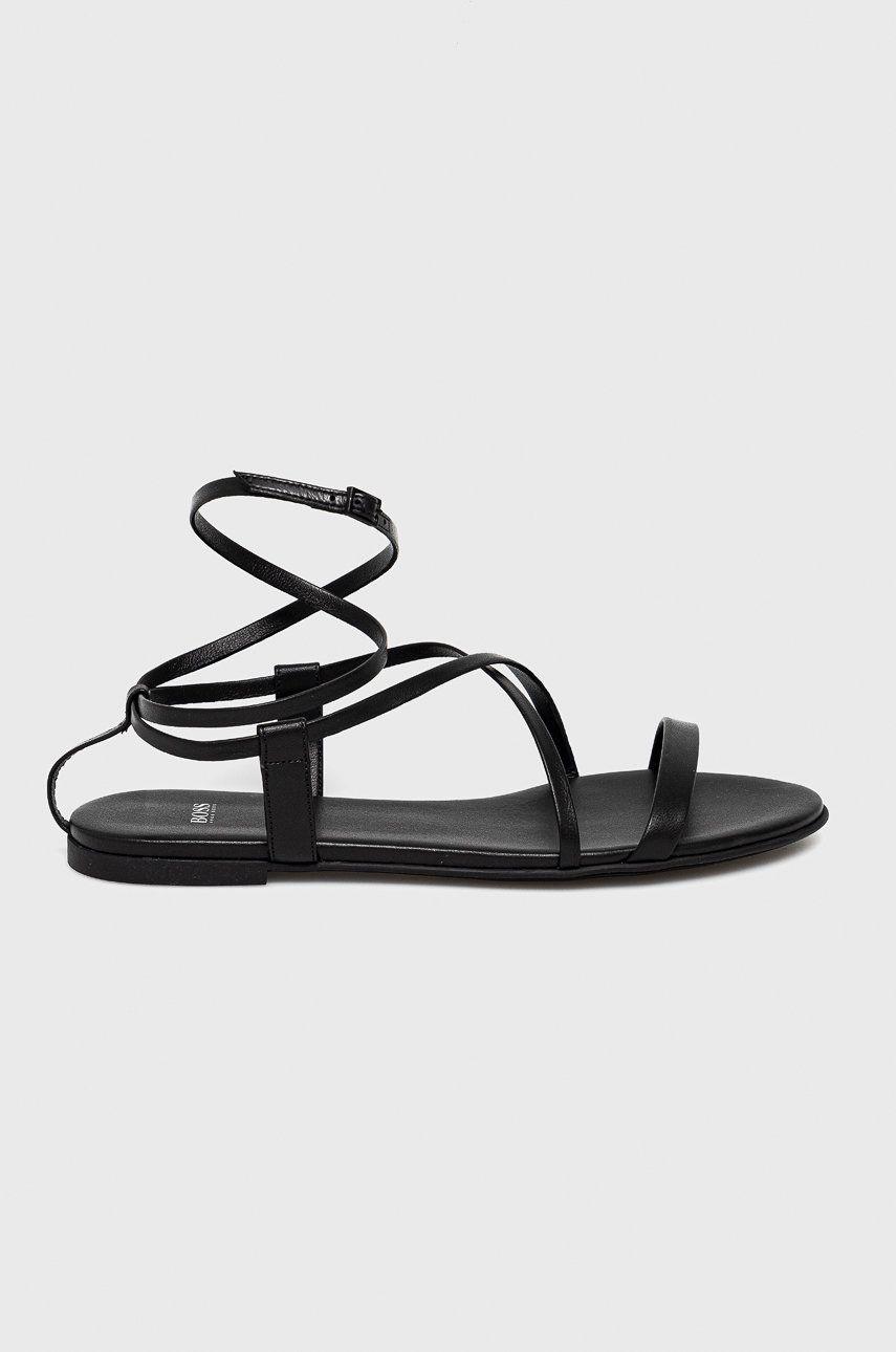 Boss - Sandale de piele