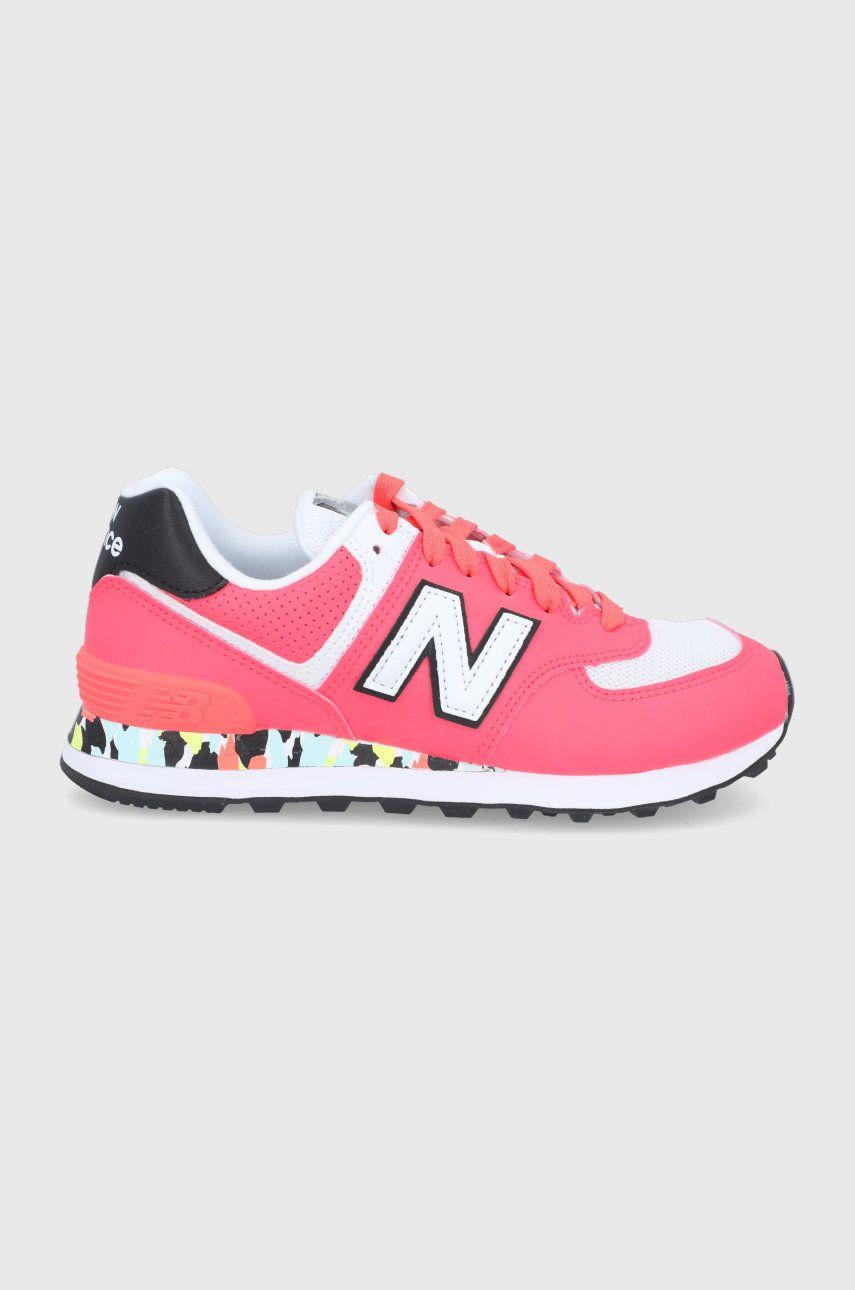New Balance - Pantofi WL574CU2