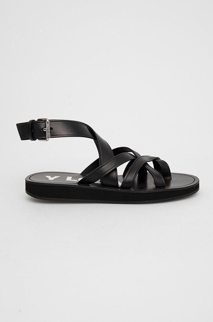 BIMBA Y LOLA - Sandale de piele