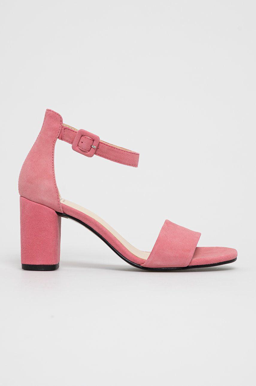 Vagabond - Sandale din piele intoarsa Penny