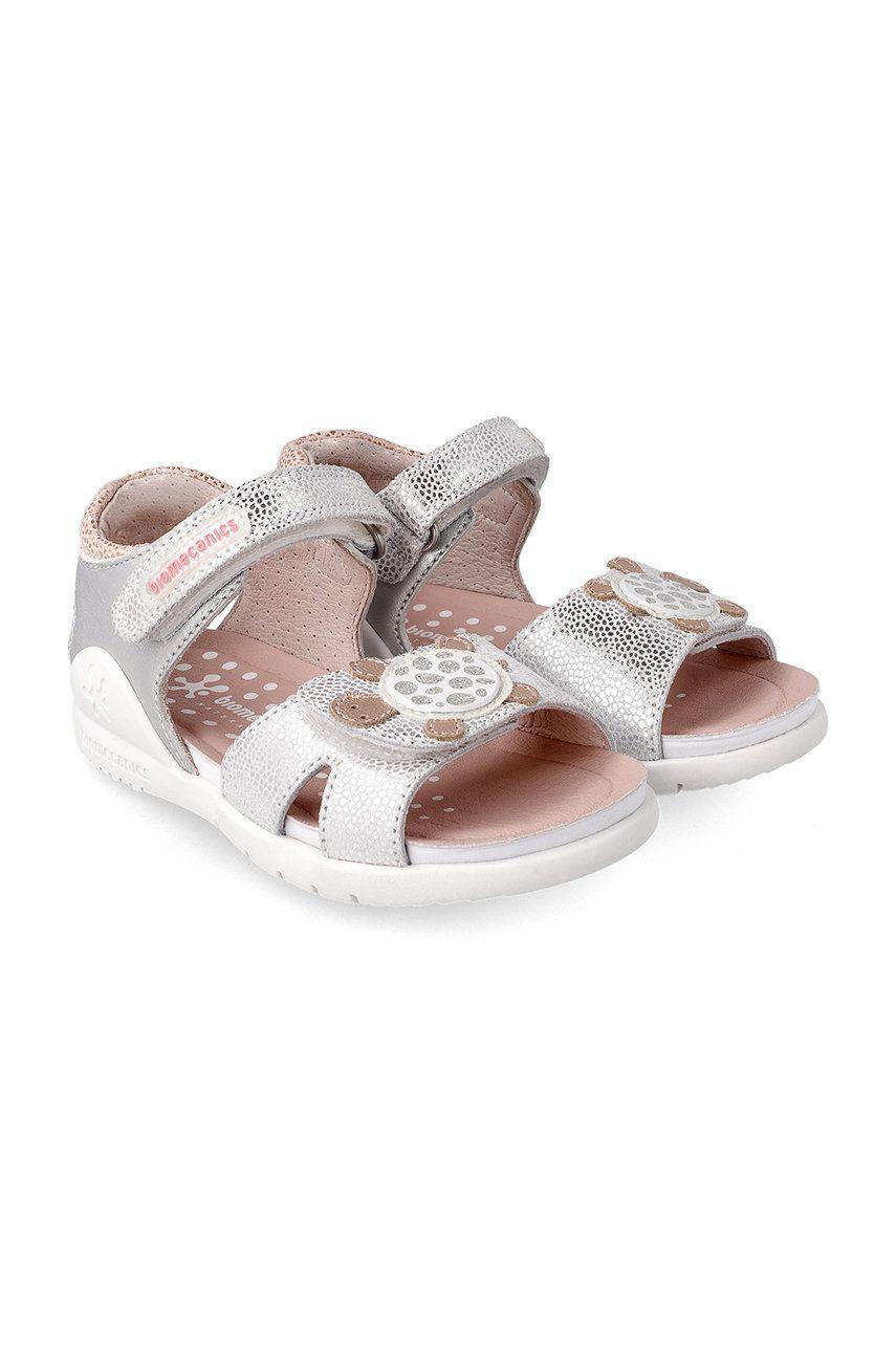 Biomecanics - Sandale din piele pentru copii poza answear