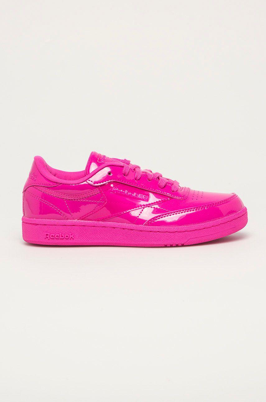 Reebok Classic - Pantofi copii Club C X Cardi B imagine