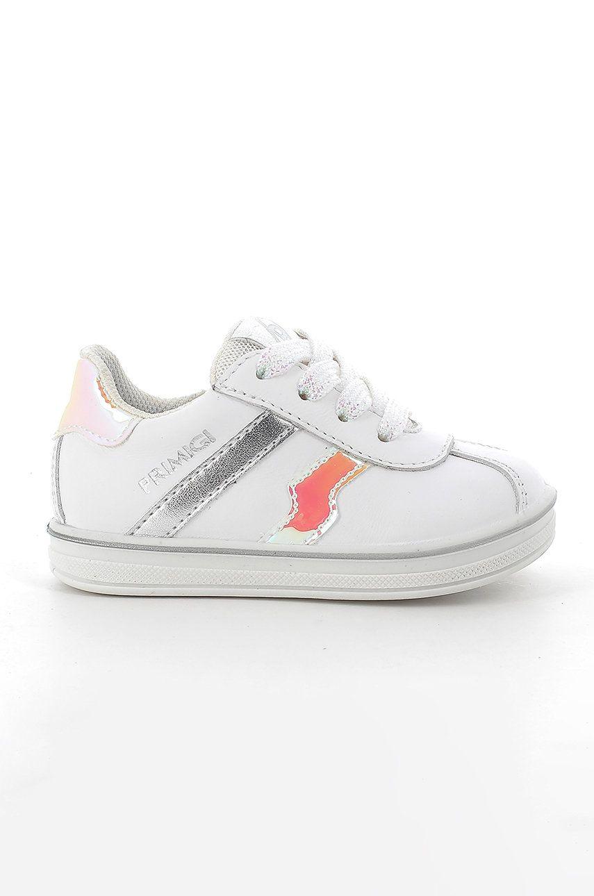 Primigi - Pantofi din piele intoarsa pentru copii answear.ro