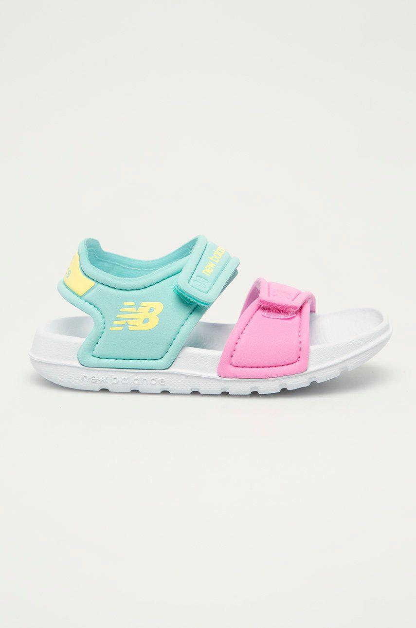 New Balance - Sandale copii IOSPSDCY imagine answear.ro 2021