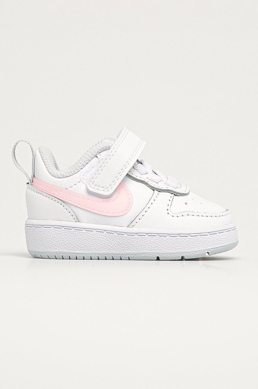 Nike Kids - Detské topánky Court Borough
