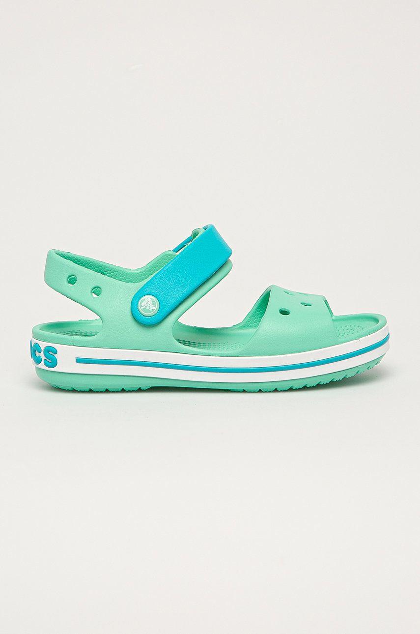 Crocs - Sandale copii imagine answear.ro 2021