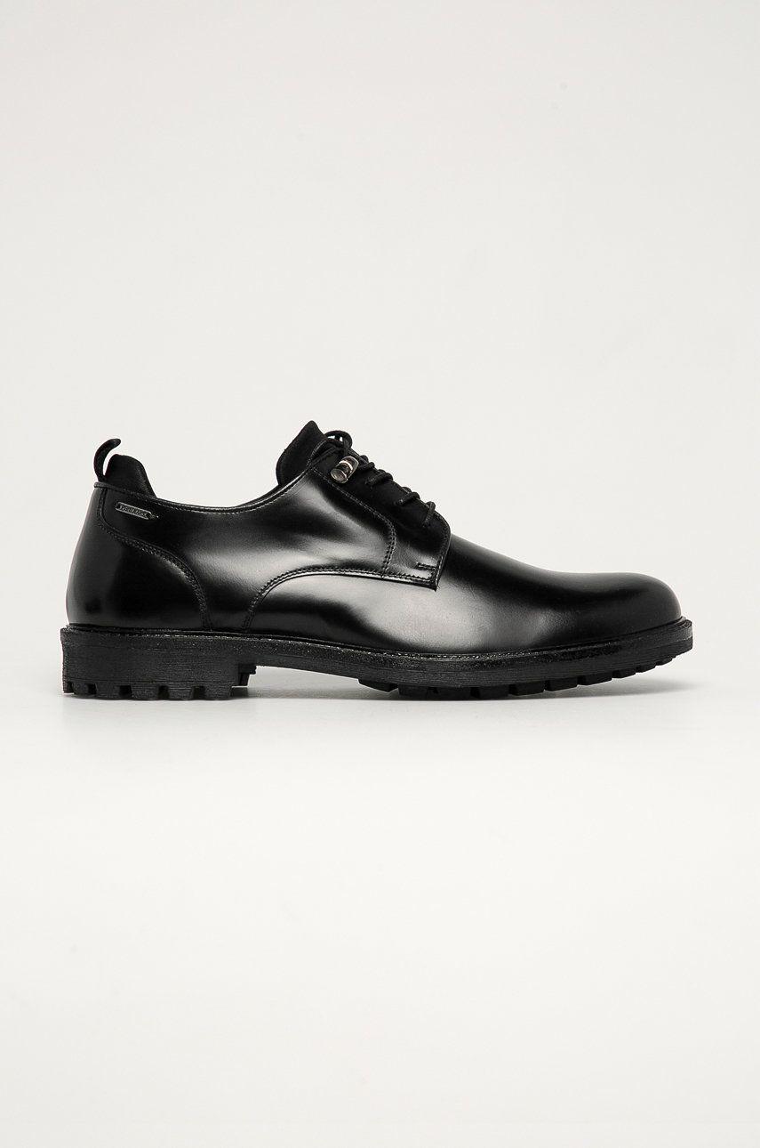 Pepe Jeans - Pantofi de piele New Prime Smooth imagine