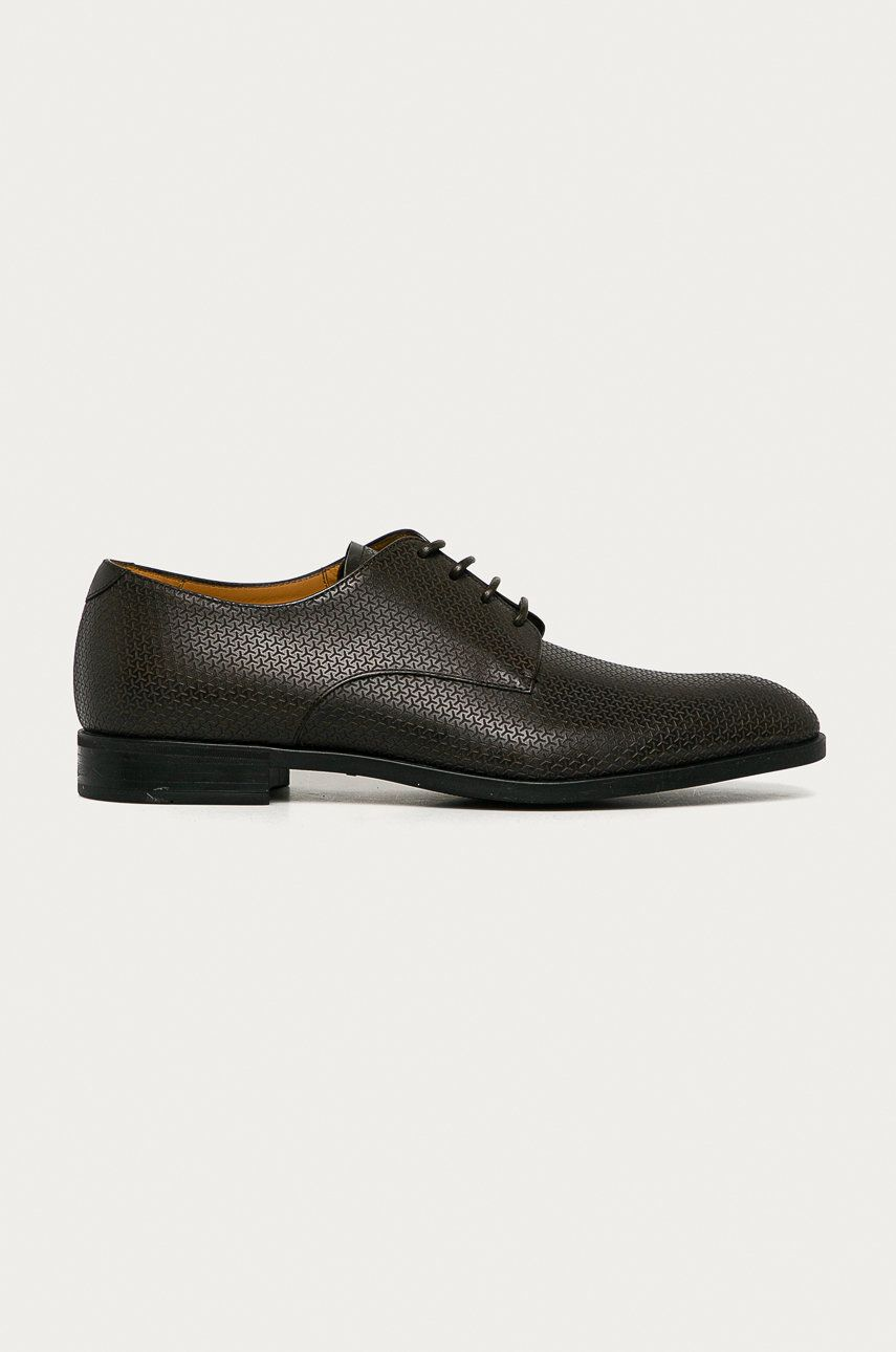 Emporio Armani - Pantofi de piele imagine