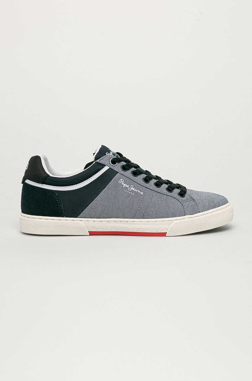 Pepe Jeans - Pantofi Rodney Chambray imagine