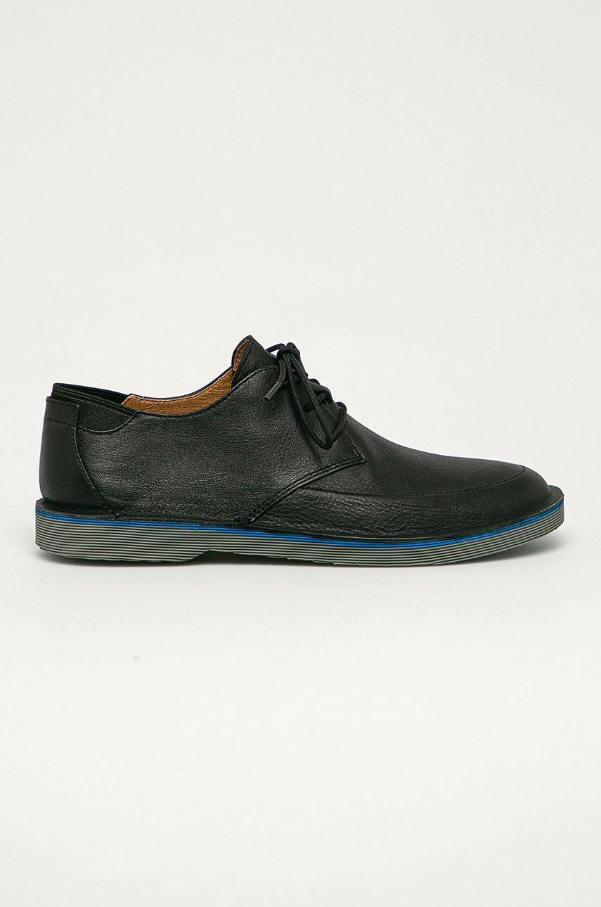 Camper - Pantofi de piele Morrys imagine answear.ro 2021