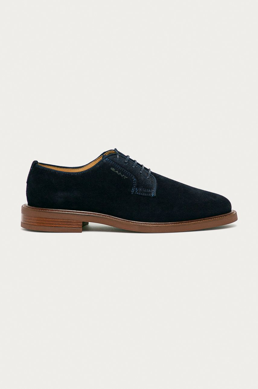 Gant - Pantofi de piele intoarsa St Akron imagine