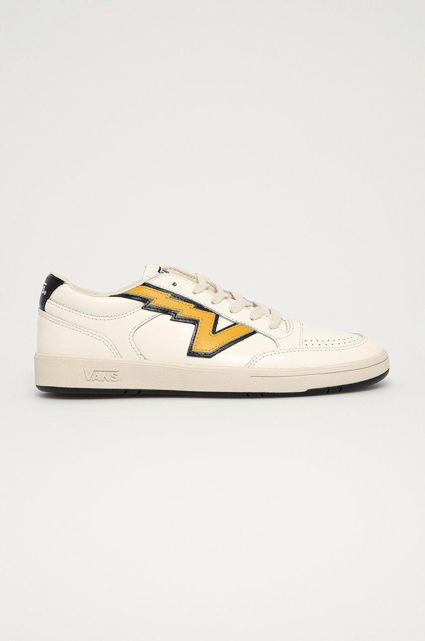 Vans - Kožená obuv
