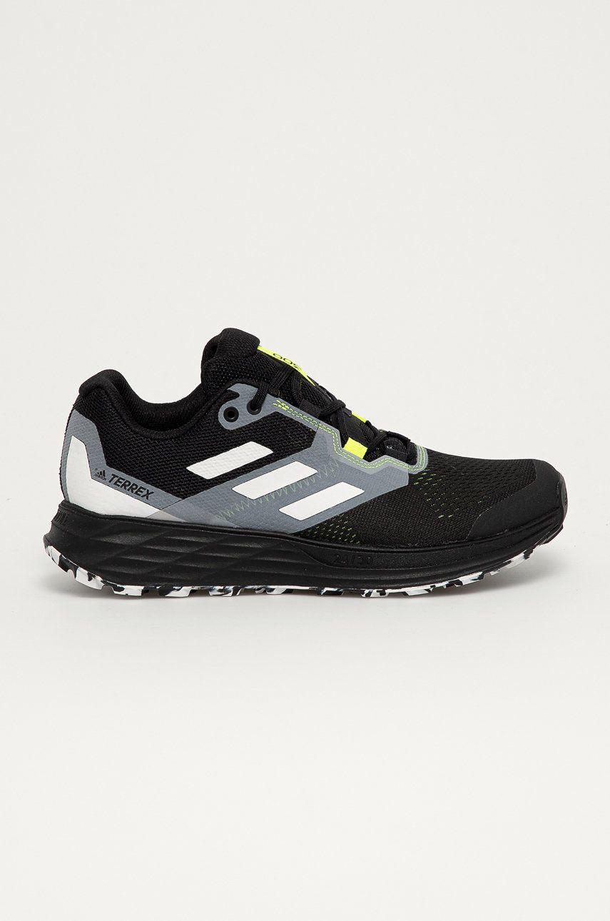 adidas Performance - Pantofi Terrex Two Flow imagine answear.ro