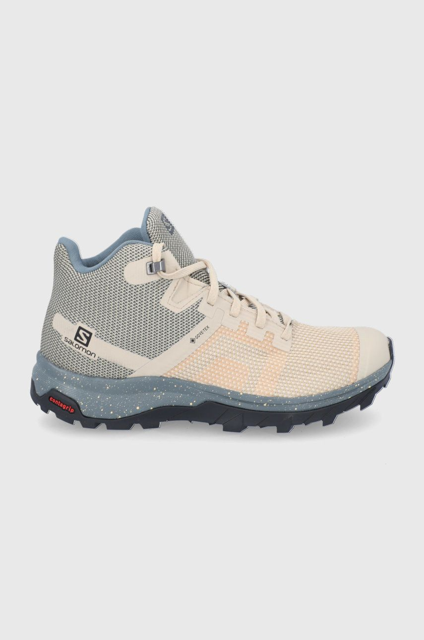 Salomon - Pantofi OUTline Prism Mid GTX