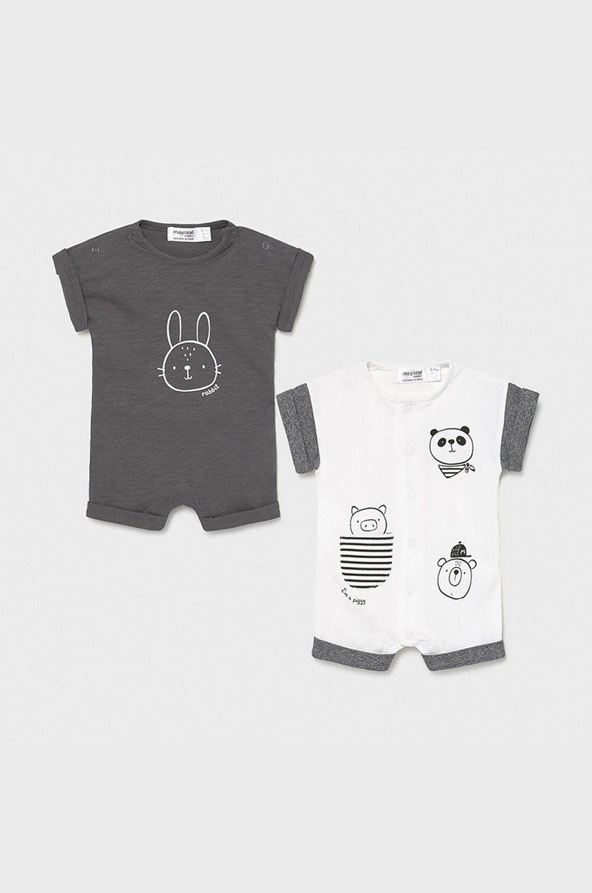 Mayoral Newborn - Costum bebe (2-pack) imagine answear.ro 2021