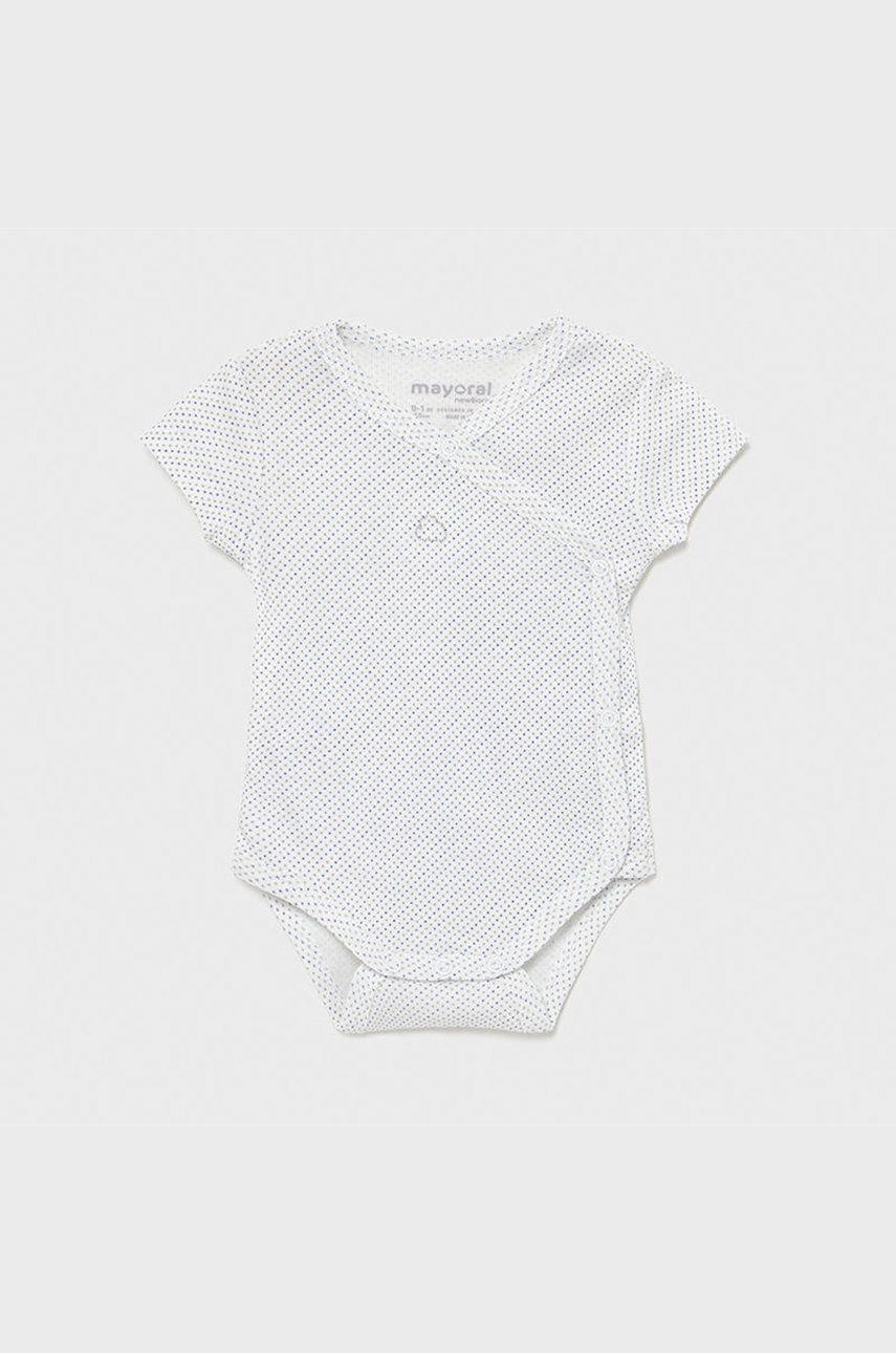 Mayoral Newborn - Body bebe imagine answear.ro 2021