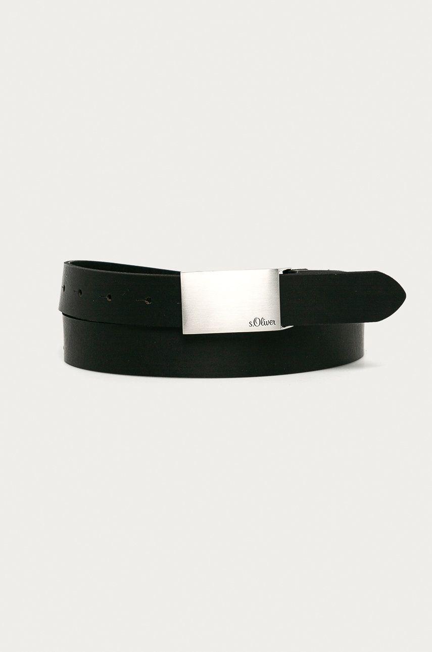 s. Oliver - Kožený pásek