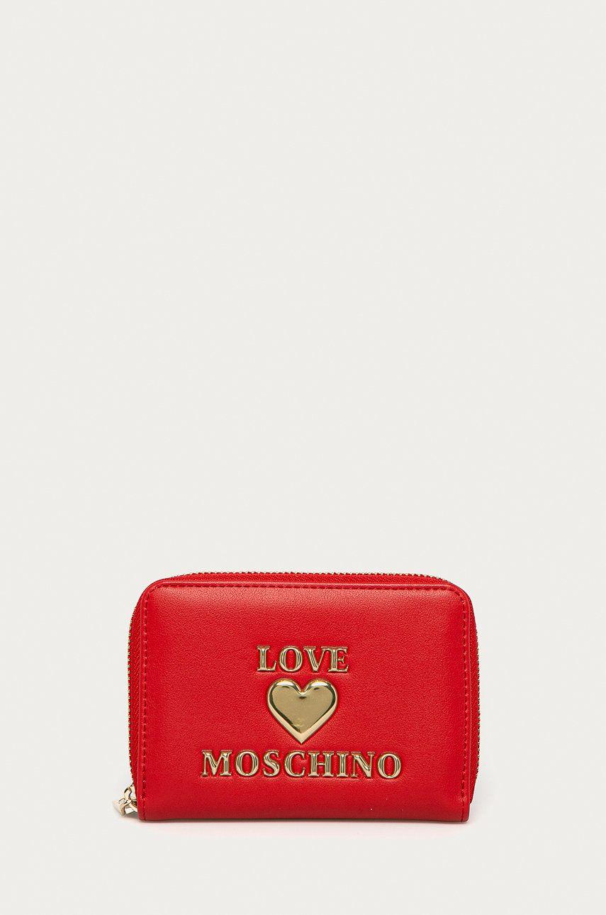Love Moschino - Portofel poza answear