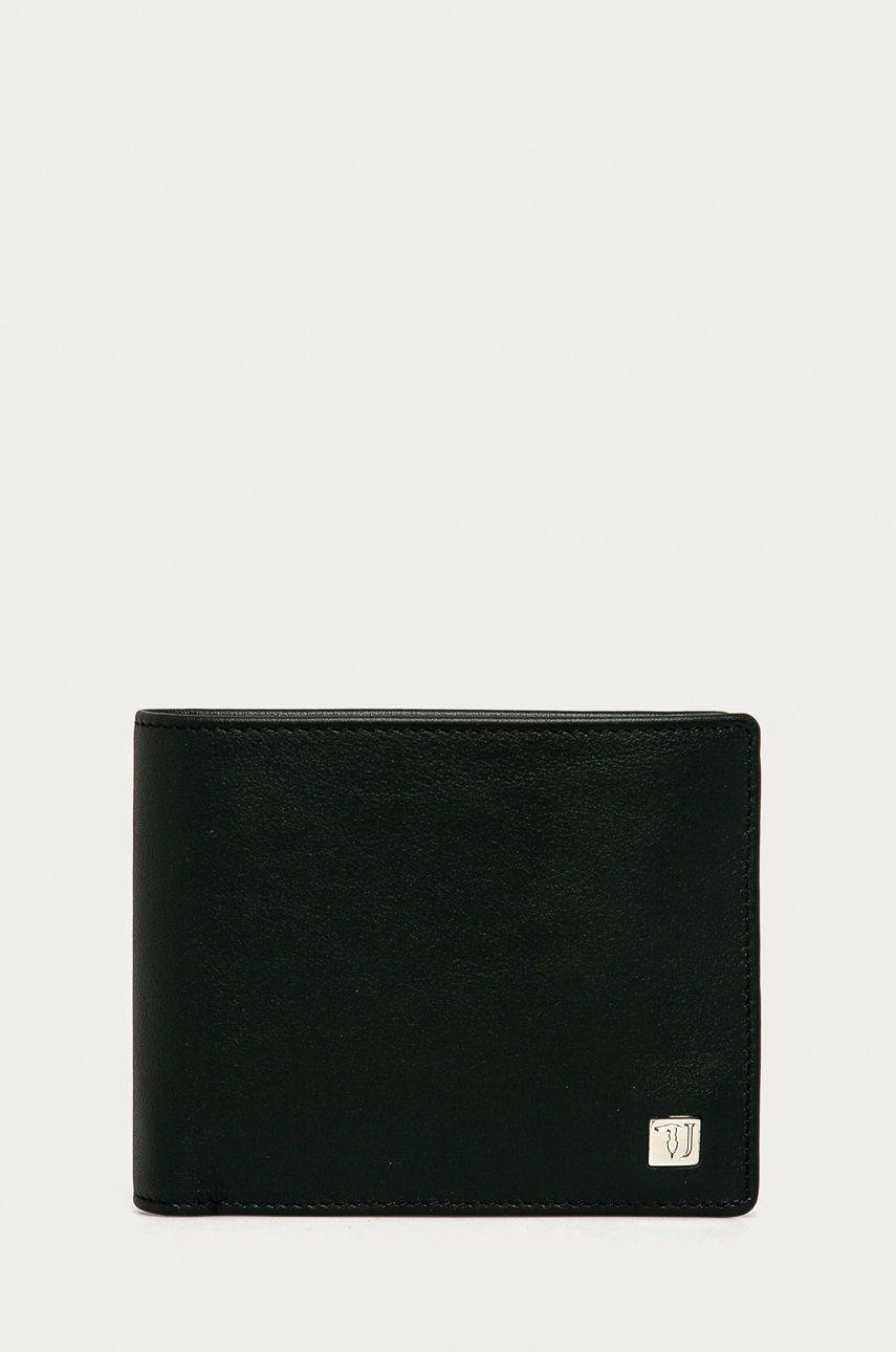 Trussardi Jeans - Portofel de piele imagine