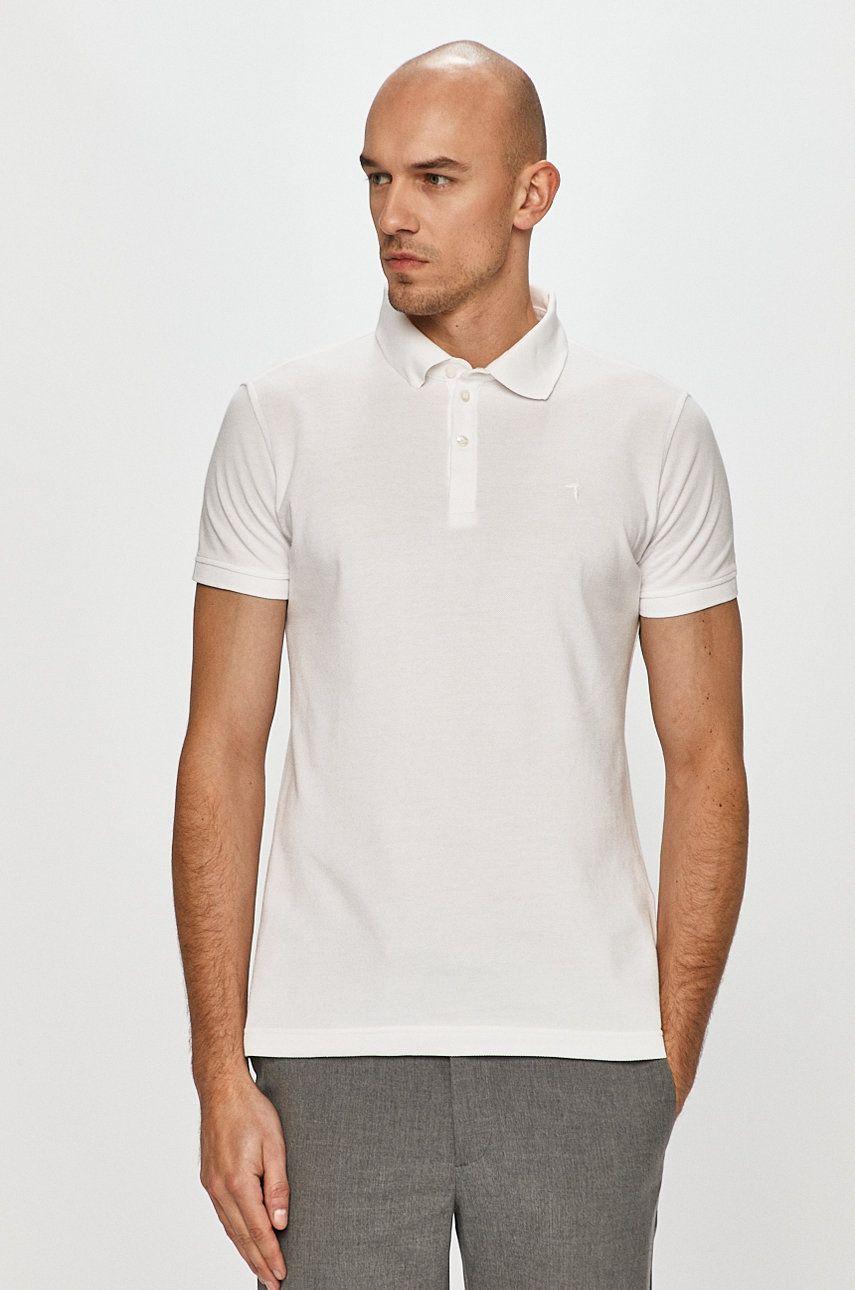 Trussardi Jeans - Tricou Polo imagine