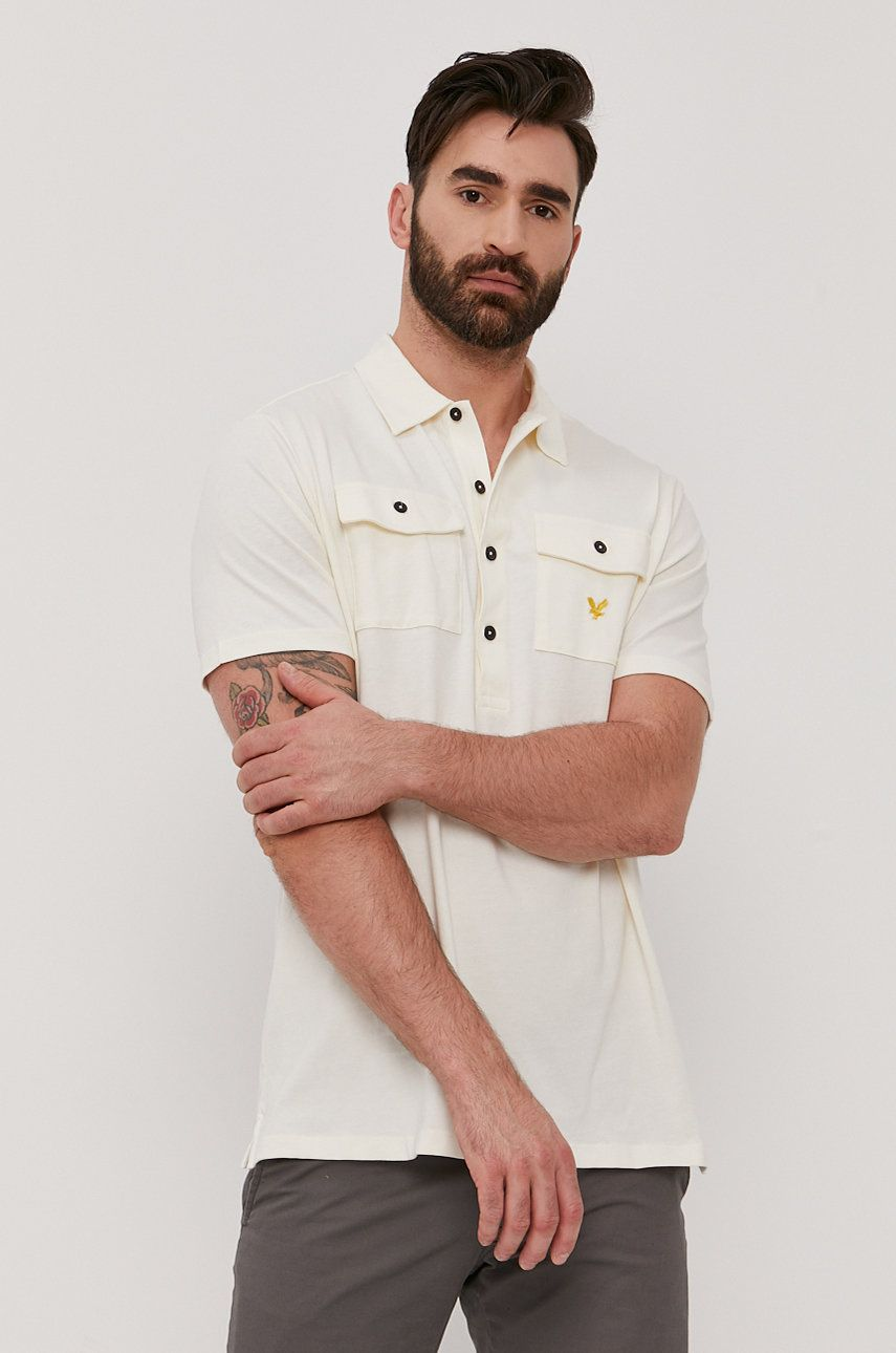 Lyle & Scott - Tricou Polo answear.ro