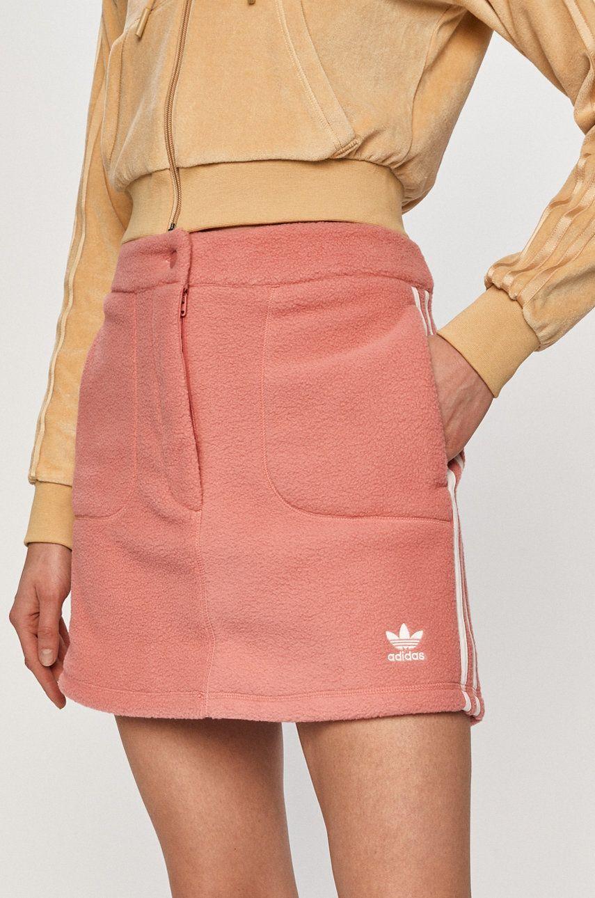adidas Originals - Fusta imagine answear.ro