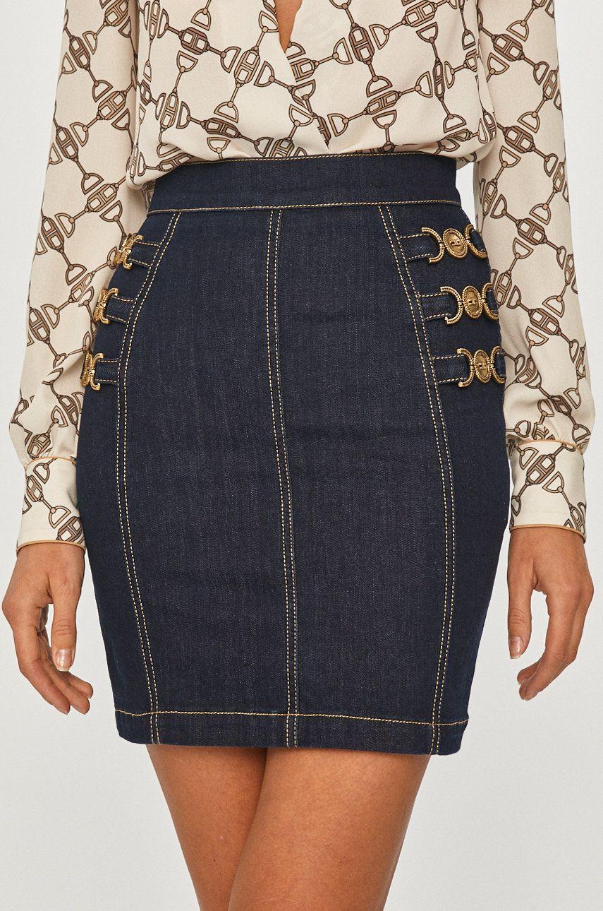 Elisabetta Franchi - Fusta jeans