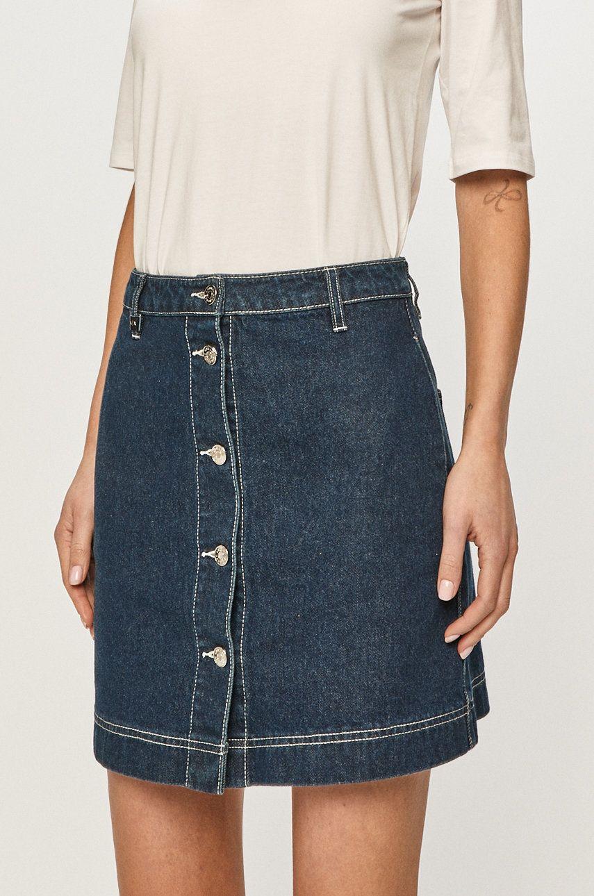 Armani Exchange - Fusta jeans