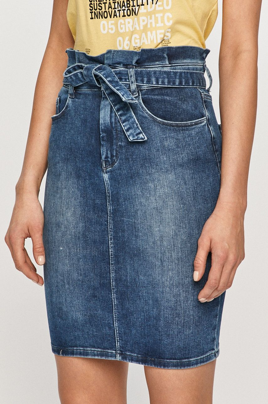 Only - Fusta jeans