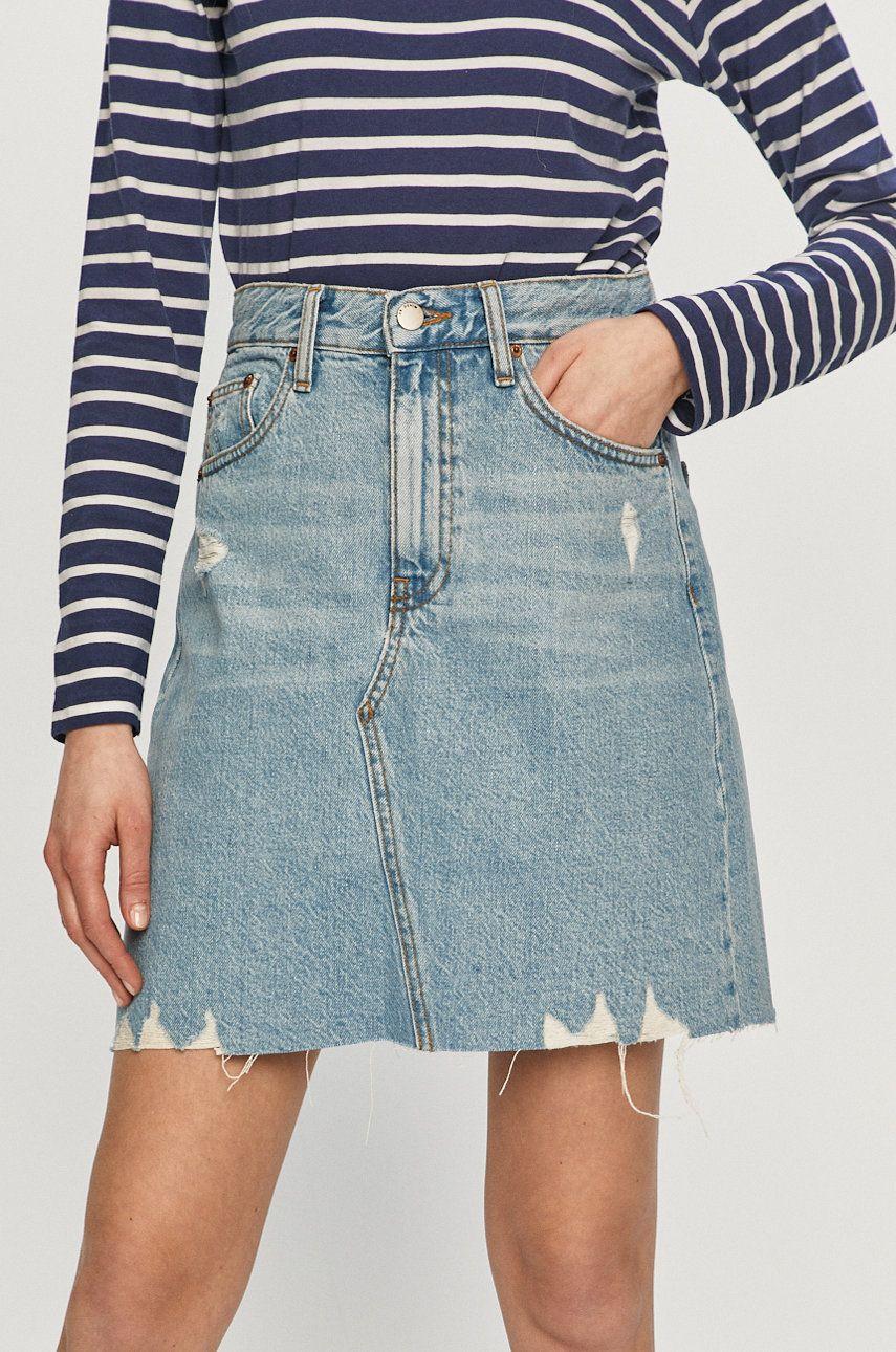 Dr. Denim - Fusta jeans