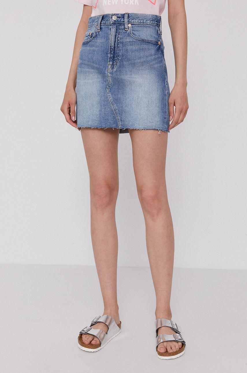 GAP - Fusta jeans