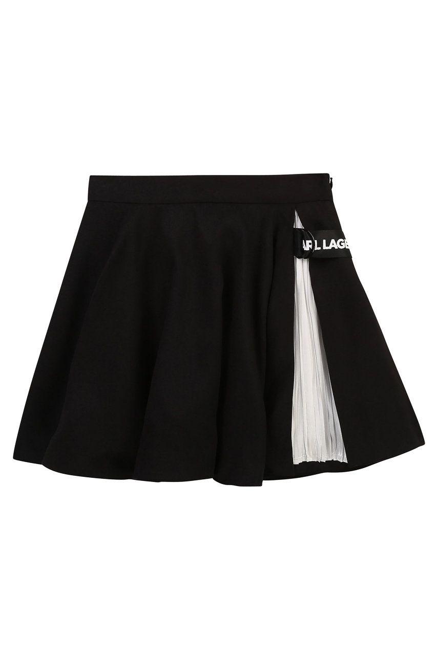 Karl Lagerfeld - Fusta fete answear.ro
