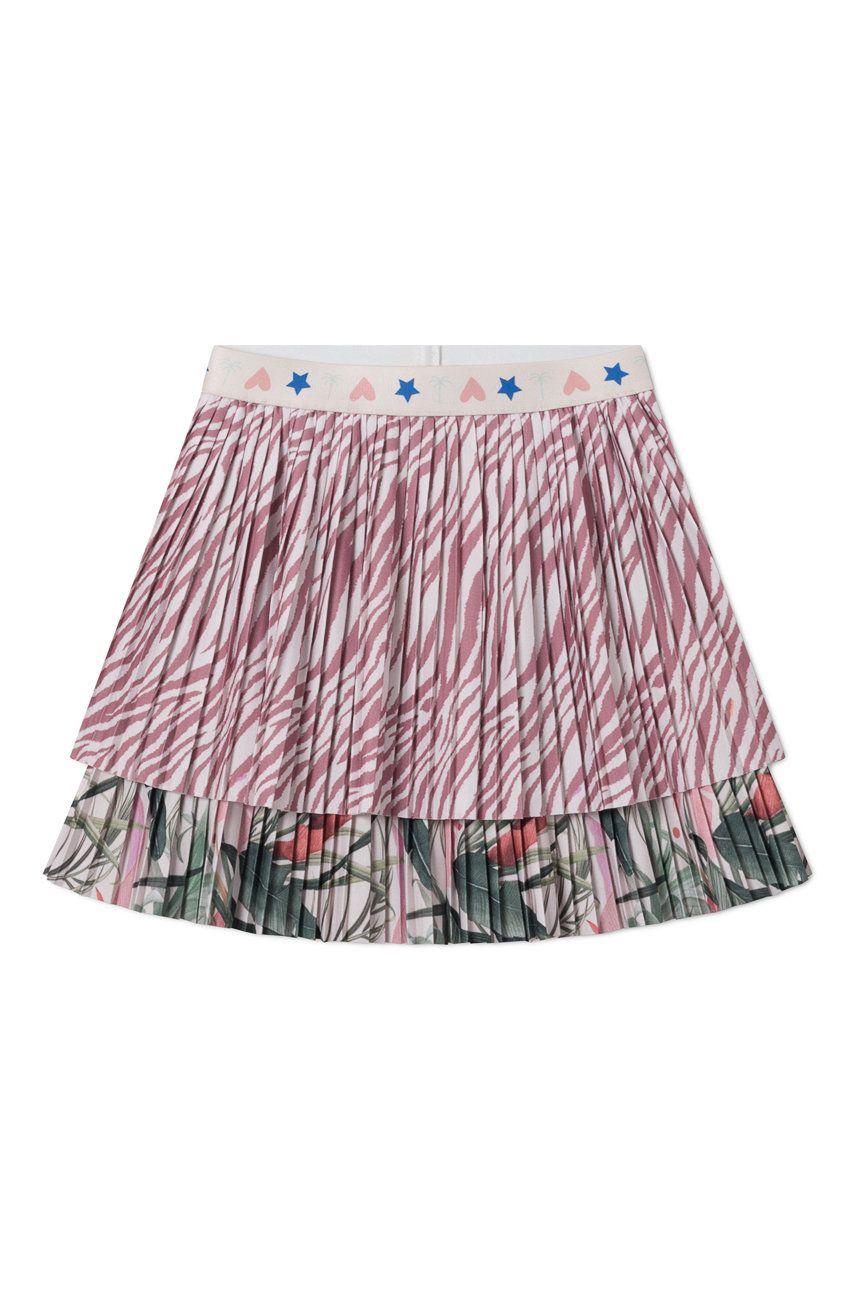 Femi Stories - Fusta fete Tosi 116-158 cm imagine answear.ro