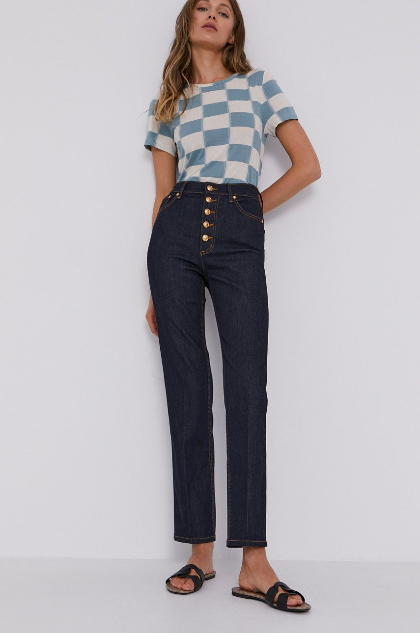 Tory Burch - Jeansi Button-Fly