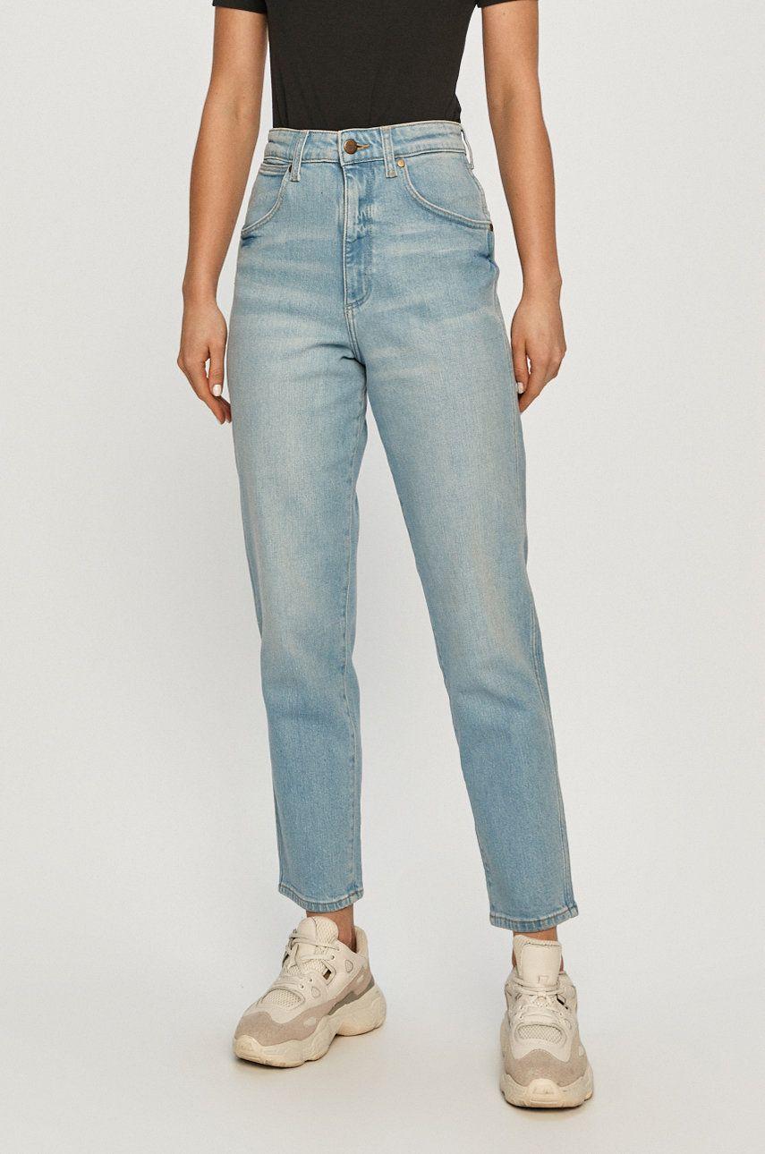 Wrangler - Jeansi Mom Jeans imagine
