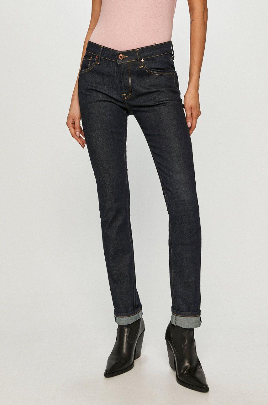 Pepe Jeans - Jeansi Victoria imagine answear.ro 2021
