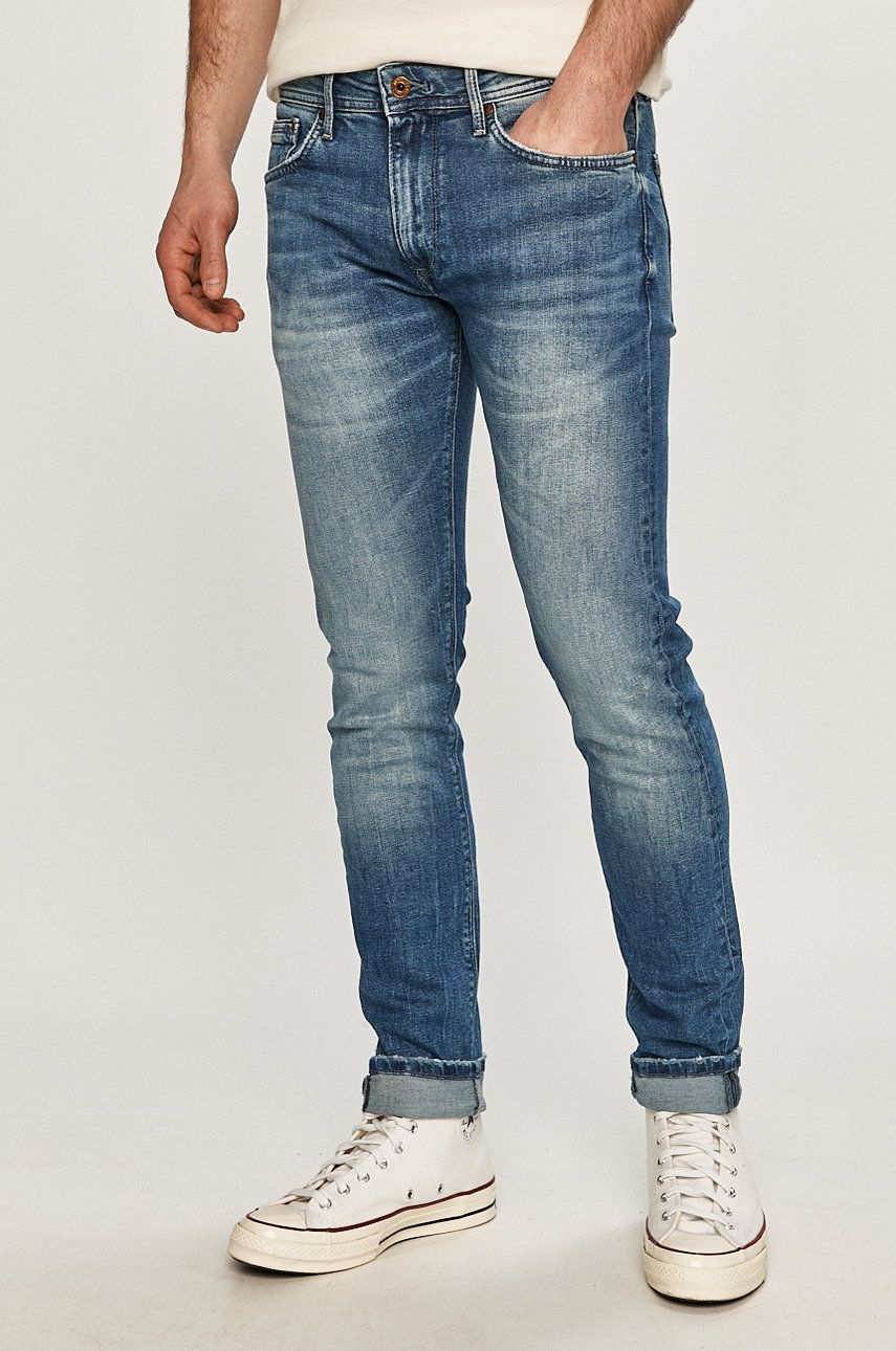 Pepe Jeans - Jeansi Stanley imagine answear.ro 2021