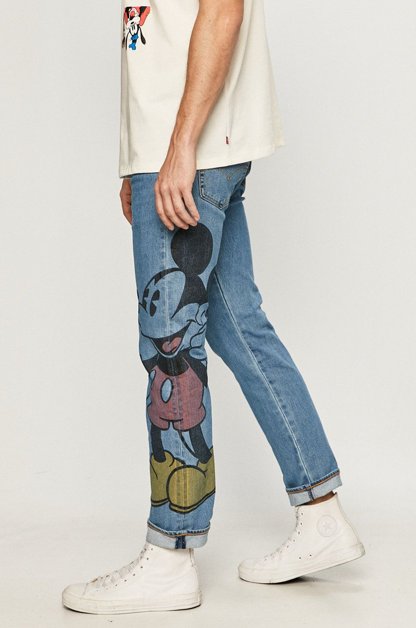 Levi's - Jeansi 502 x Disney imagine