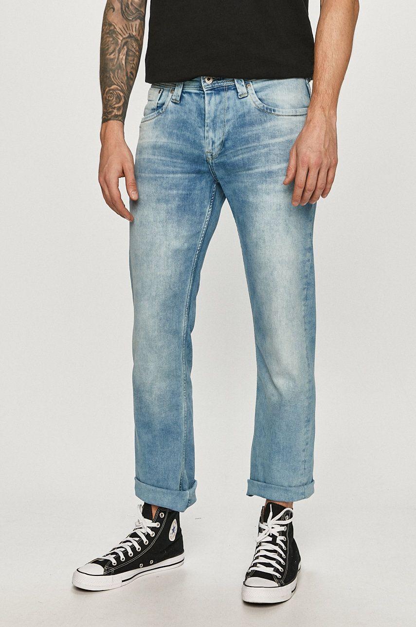 Pepe Jeans - Jeansi Kingston Zip imagine