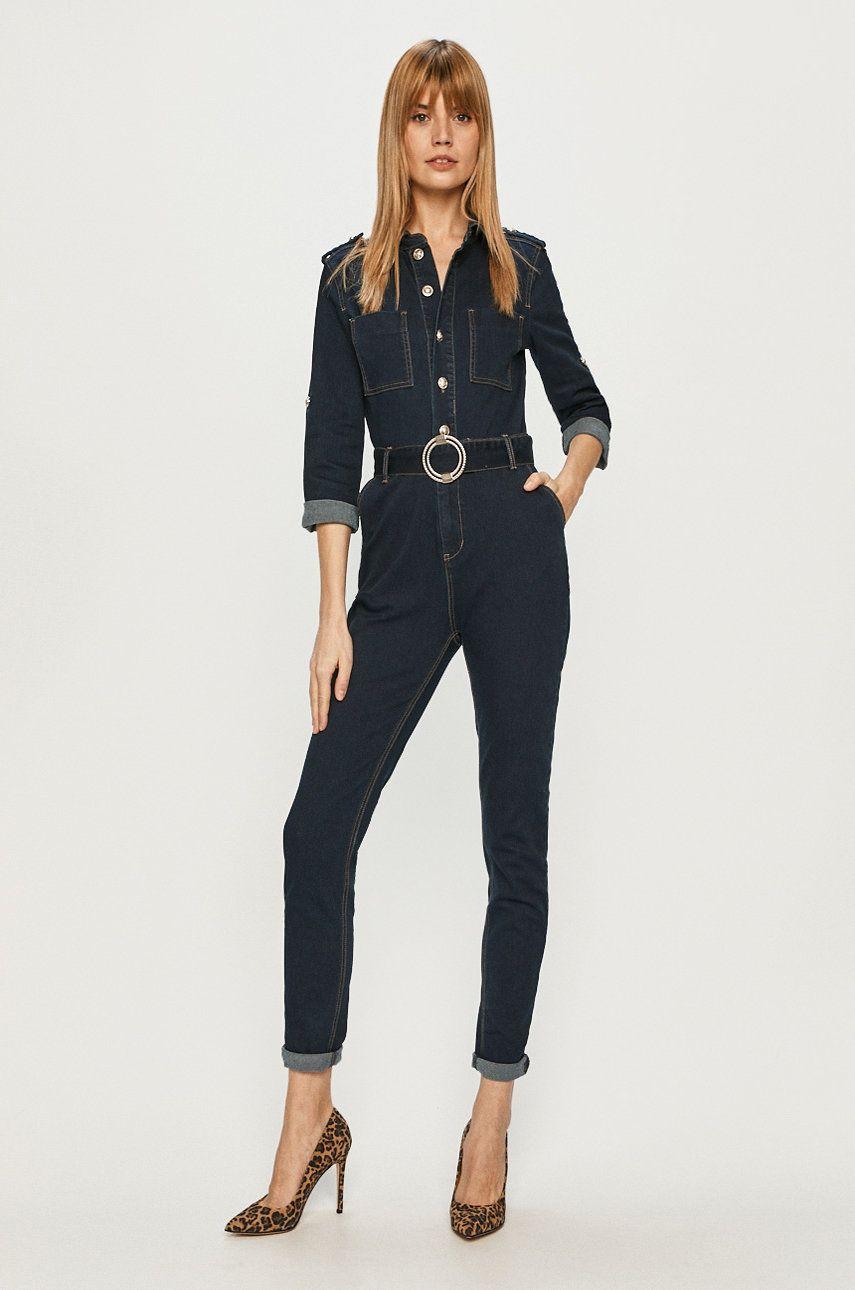 Morgan - Salopeta jeans