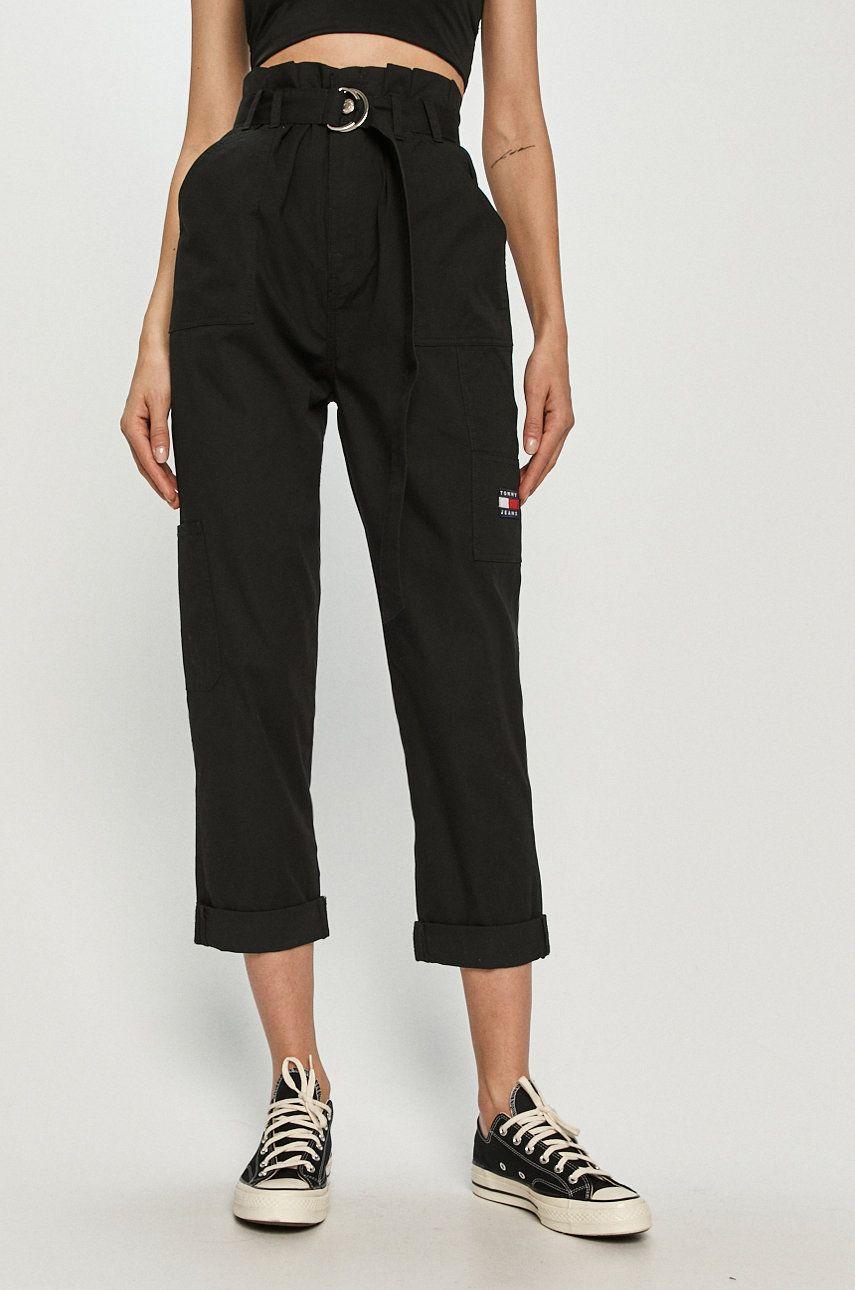 Tommy Jeans - Pantaloni imagine answear.ro