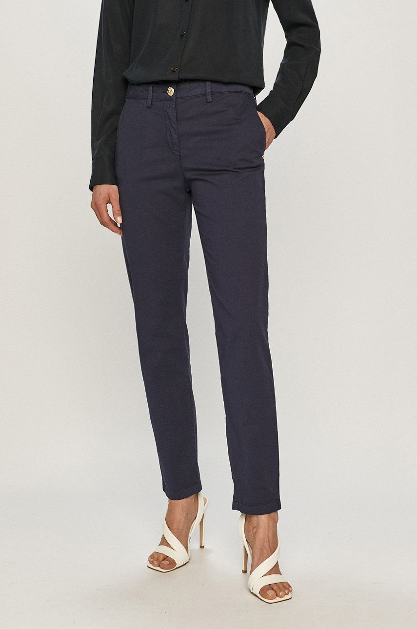 Trussardi Jeans - Pantaloni imagine answear.ro 2021