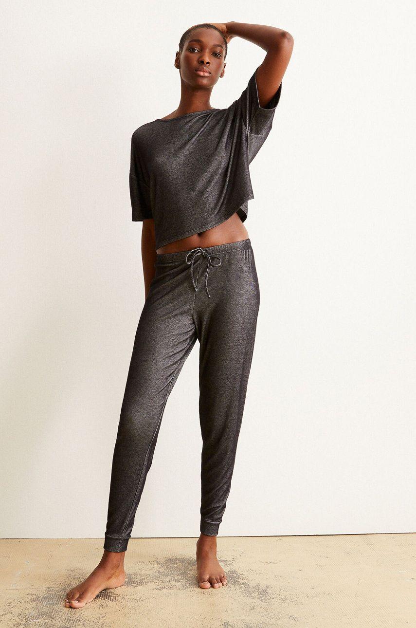 Undiz - Pantaloni VERTILIZ imagine answear.ro