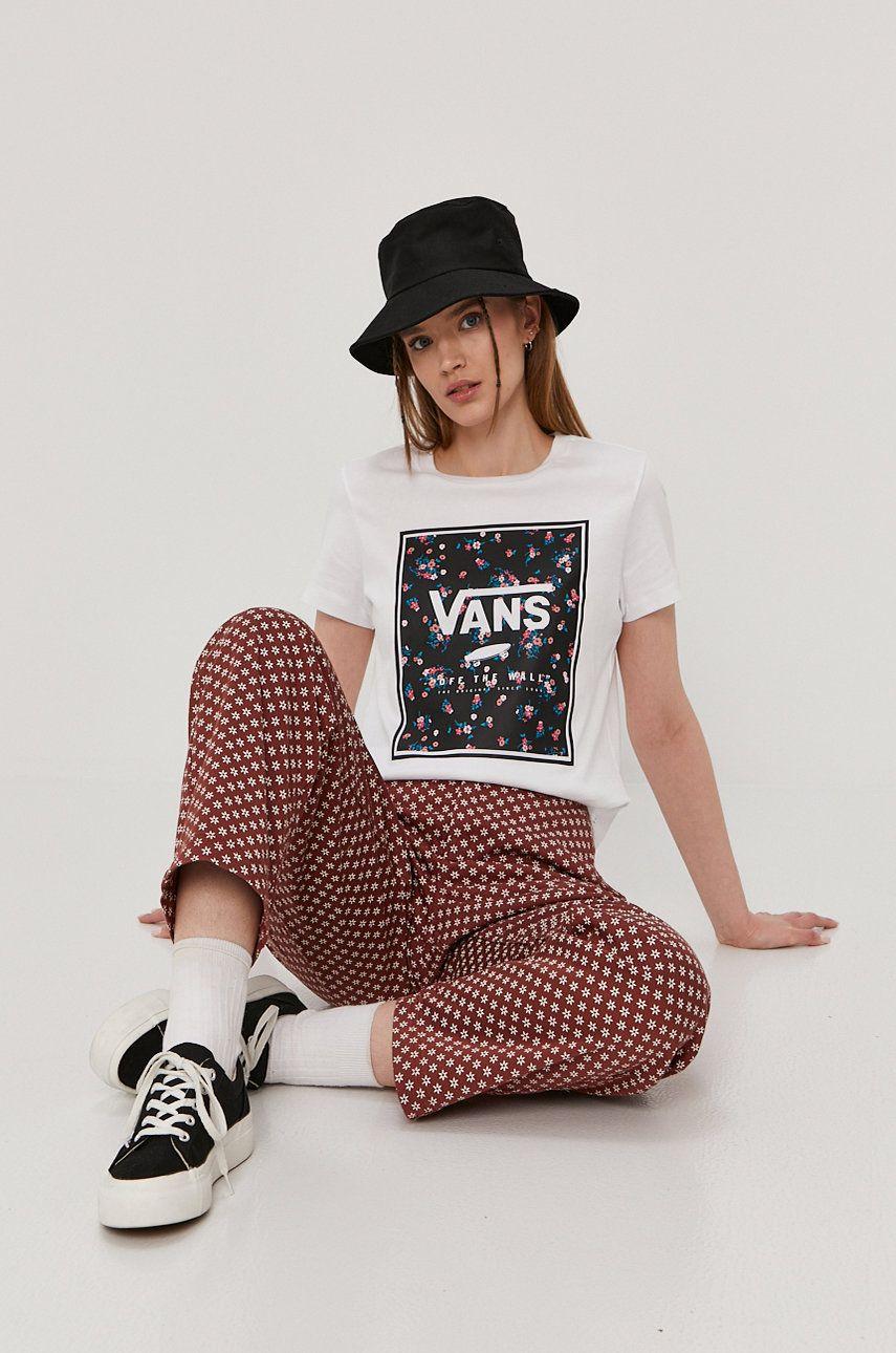 Vans - Pantaloni imagine answear.ro