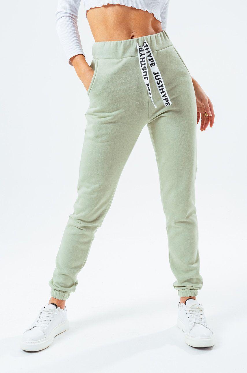 Hype - Pantaloni OLIVE