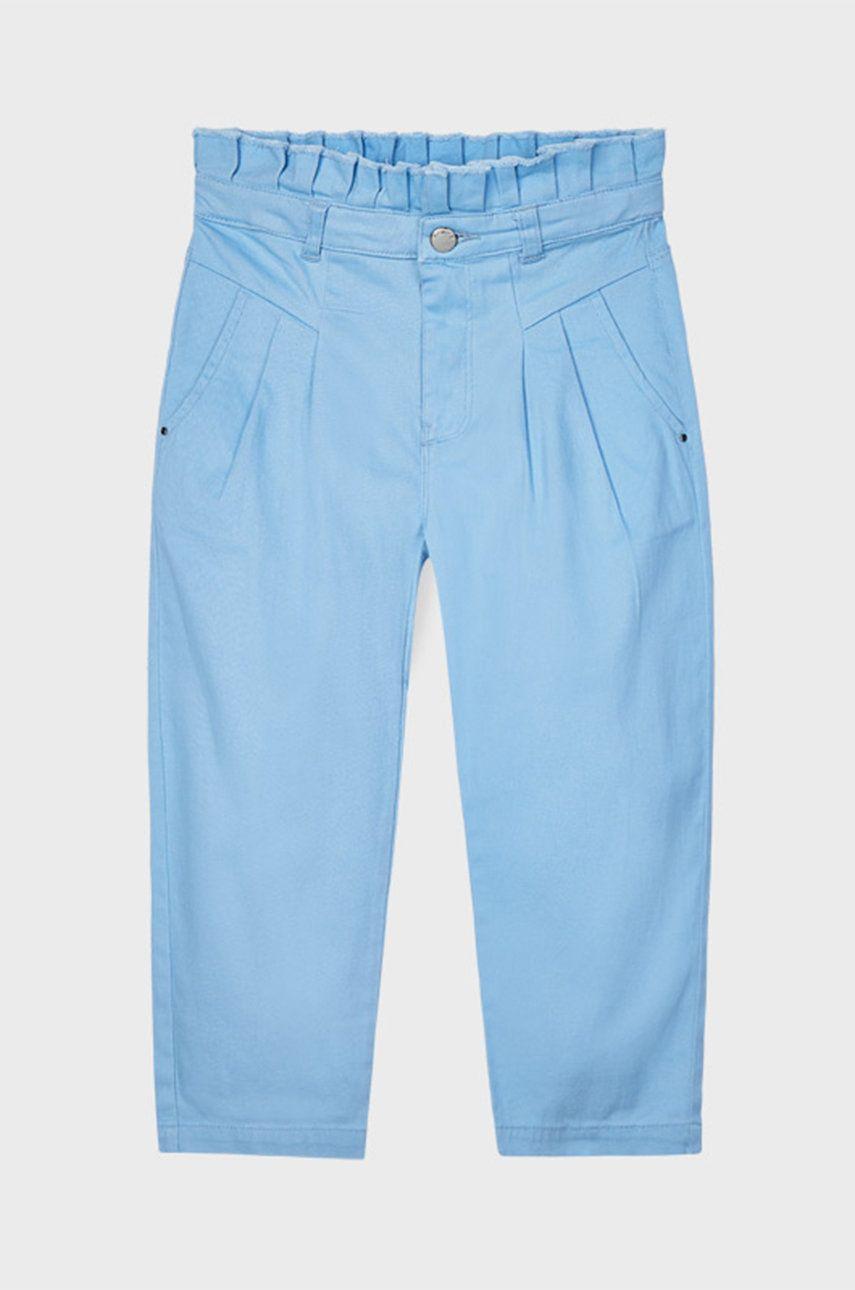 Mayoral - Pantaloni copii 104-134 cm answear.ro